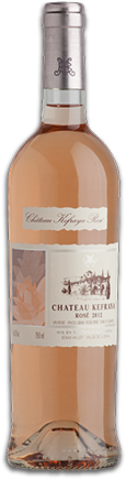 kefraya wine rose